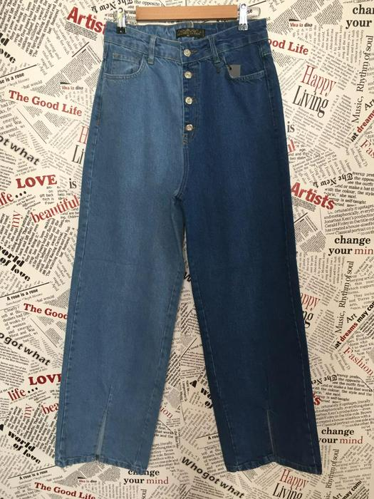 stock jeans pants 1046445