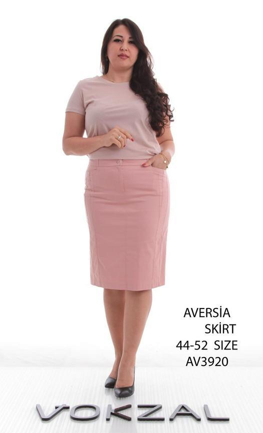 Plus Size Skirts 963696