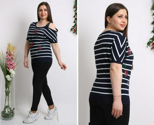 Plus Size T-shirts 972175