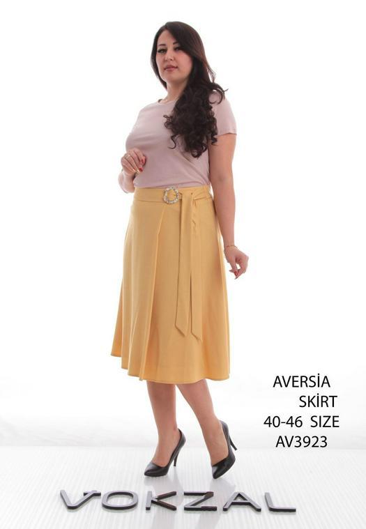 Plus Size Skirts 963702
