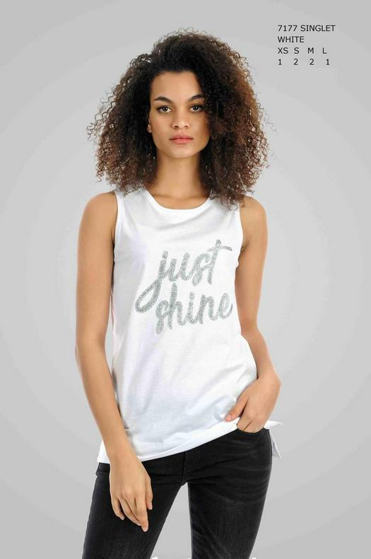 sleeveless T-shirt 928442