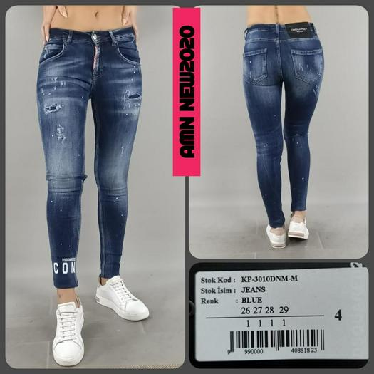 Jeans Pants A.M.N. 844897