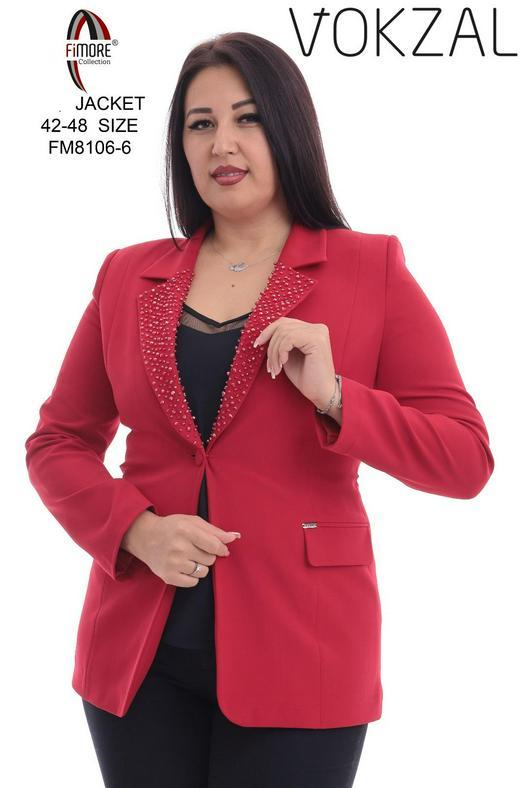 Plus Size Jackets 1050462