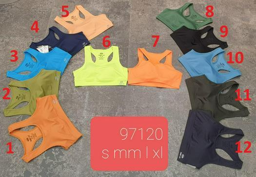 sleeveless T-shirt 1024569