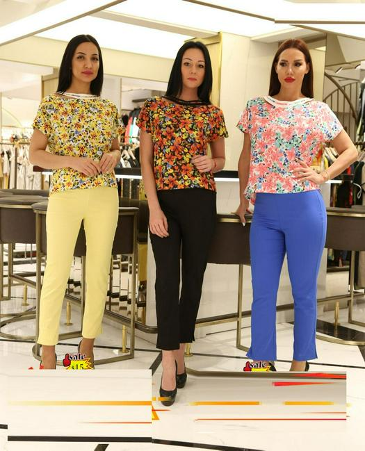 stock blouses shirts 815019
