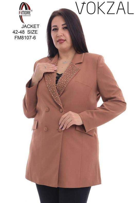 Plus Size Jackets 1050459