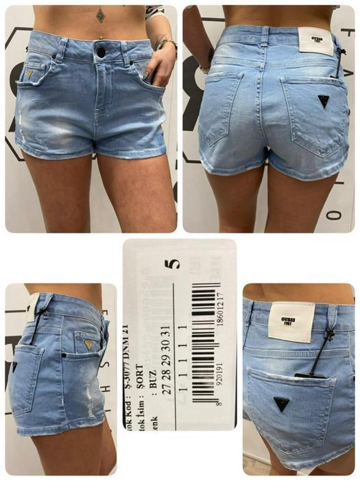 shorts 930917