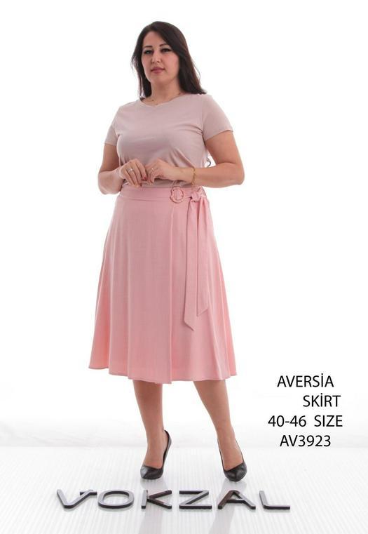 Plus Size Skirts 963699