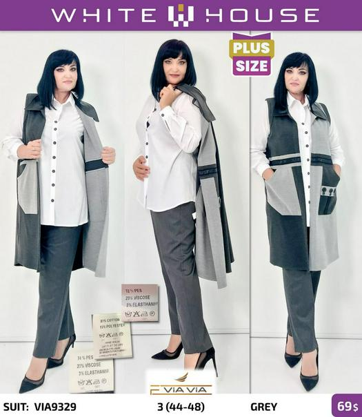 Plus Size Suits 1012934