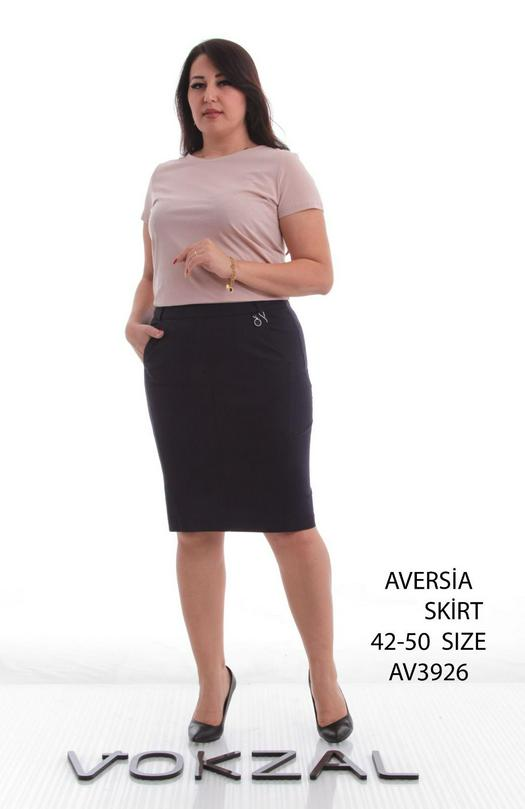 Plus Size Skirts 963697