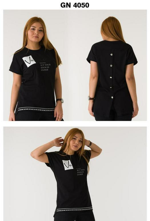 Plus Size T-shirts 926123